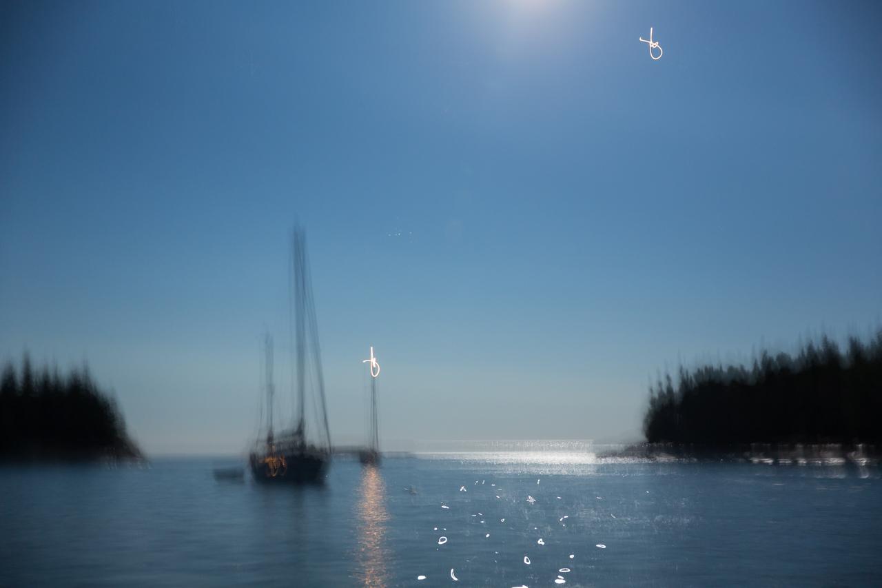Moonlit Anchorage