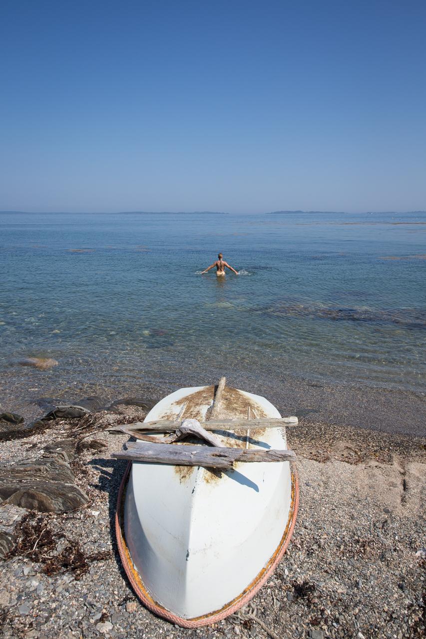 Rowing Ashore #2