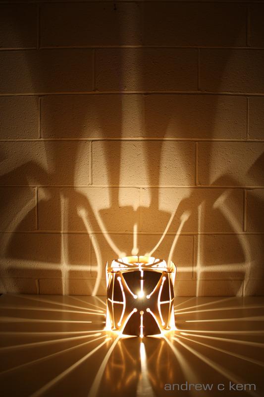 breakplane lamp #2