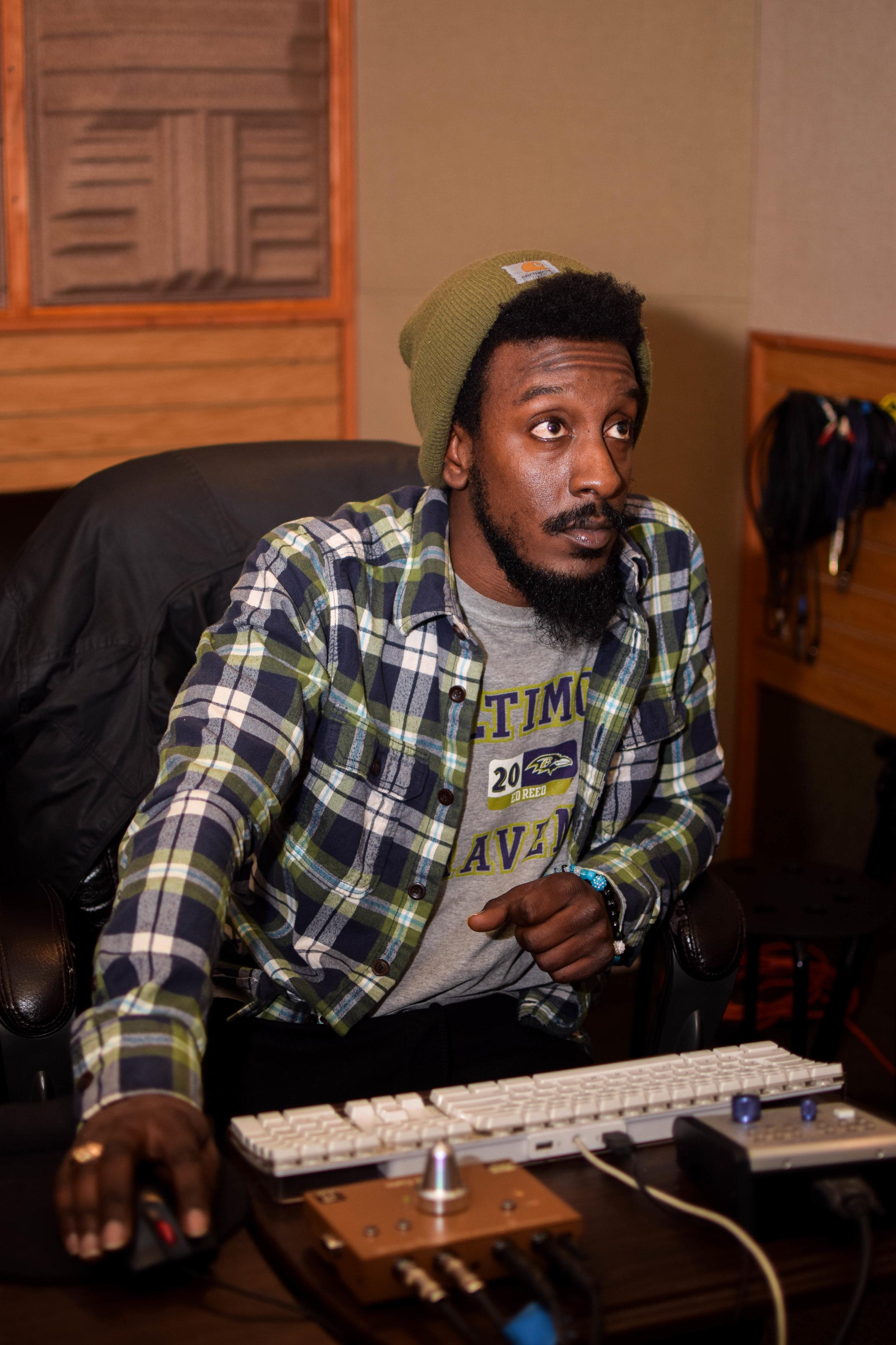 "Eric ""Val"" Hicks - Engineer, Producer, DJ"