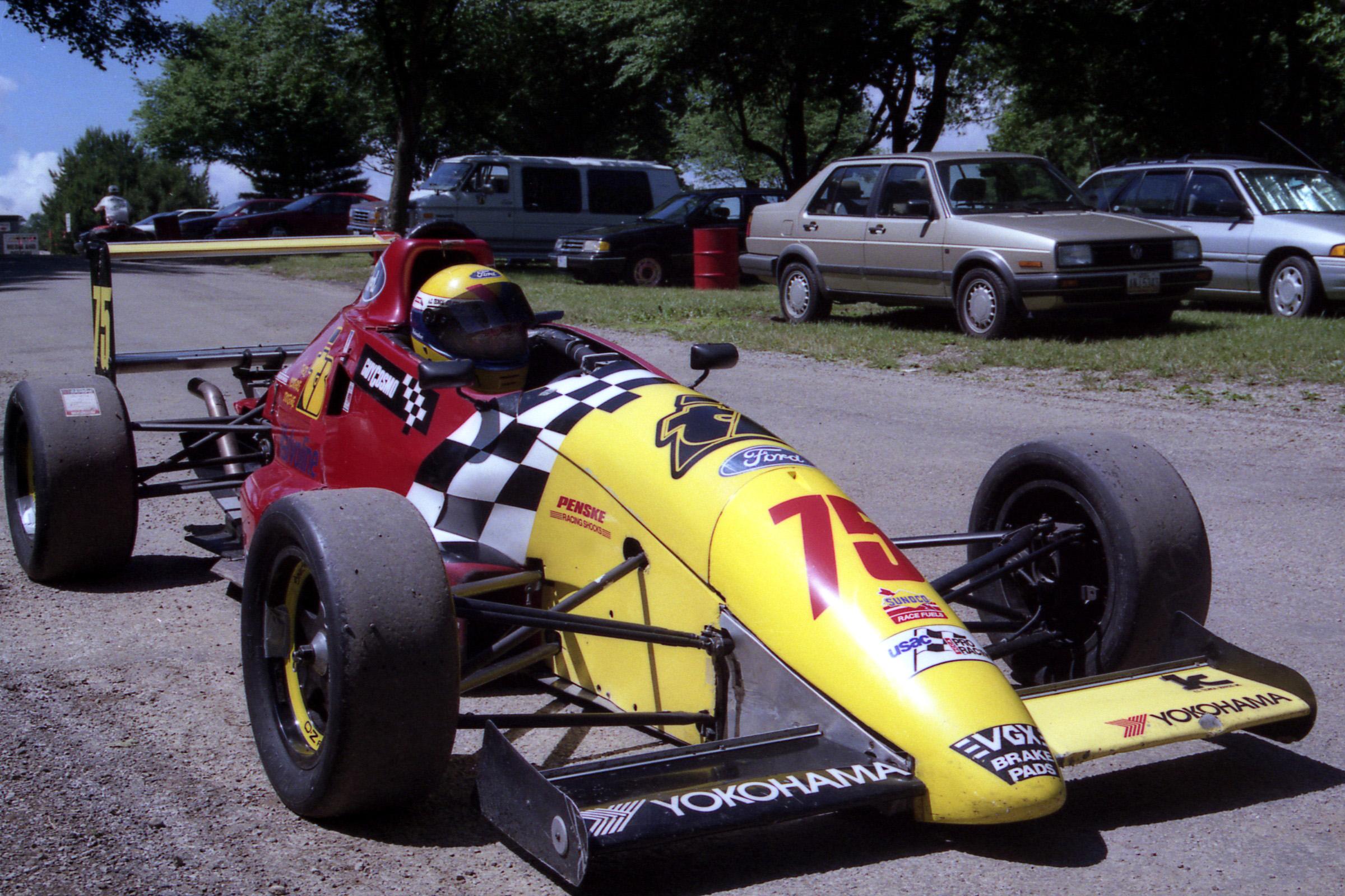 1998 SCCA Formula Continental