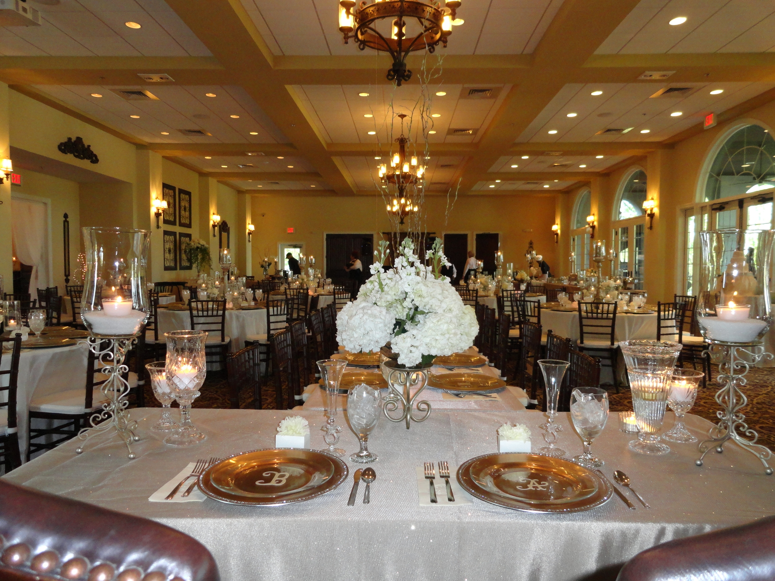 Our Grand Hall...