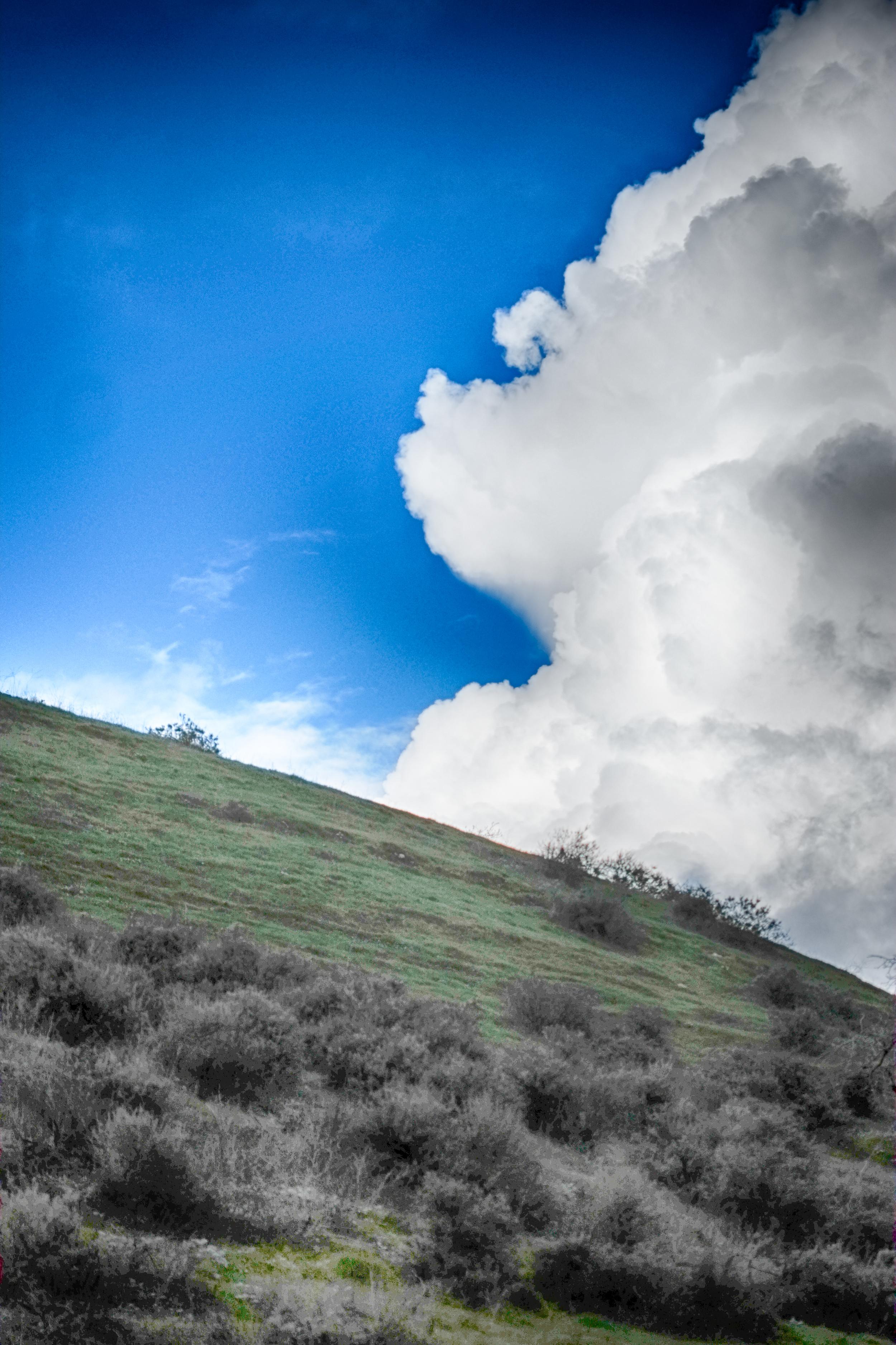 Hill & Cloud