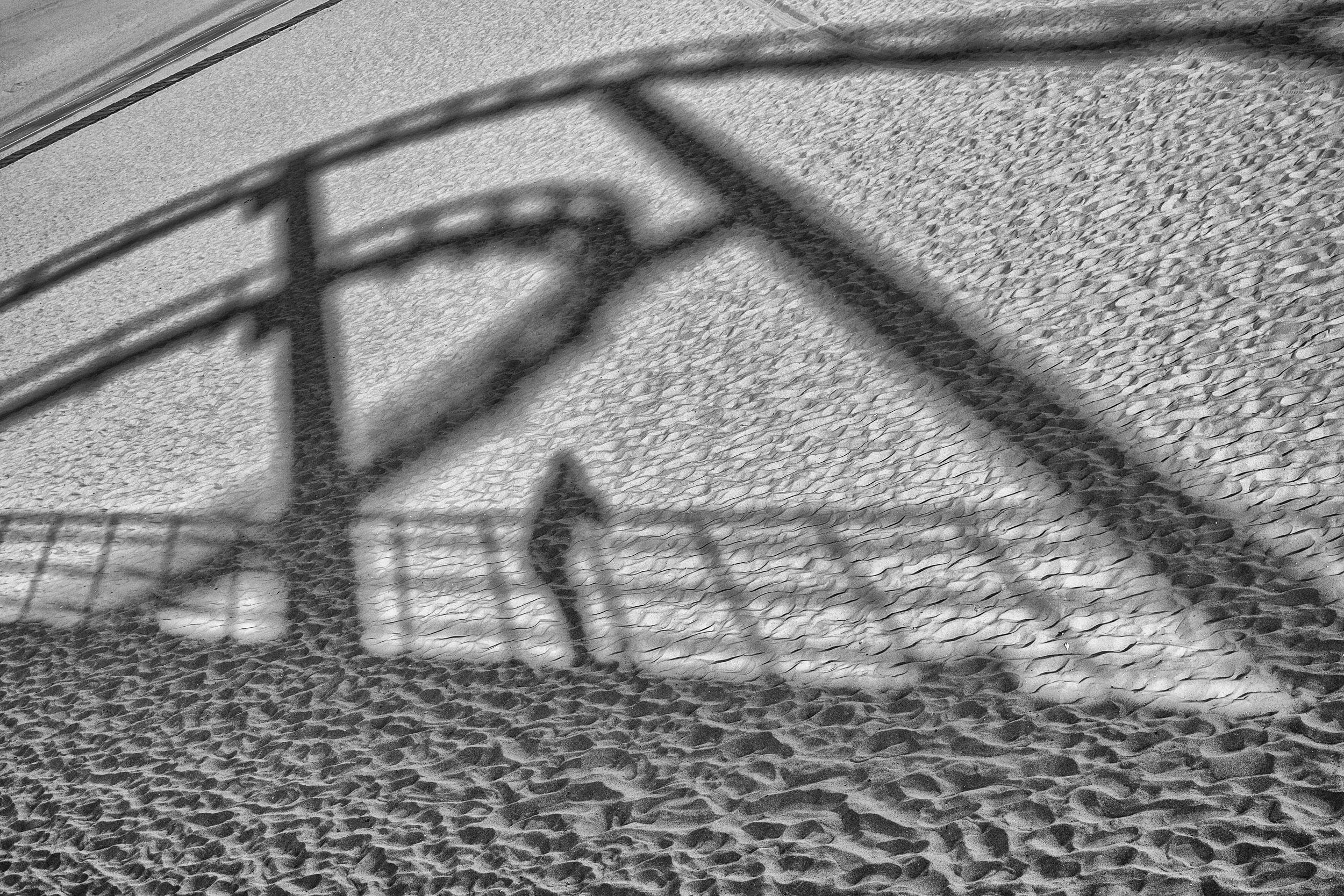Pier Shadow