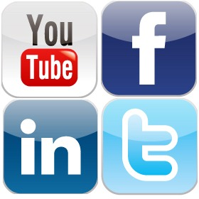 SOCIAL MEDIA   How to [and how not to] use social media through career transition.