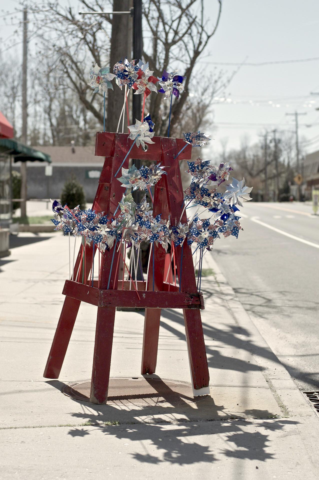 Pinwheels, Southold, NY
