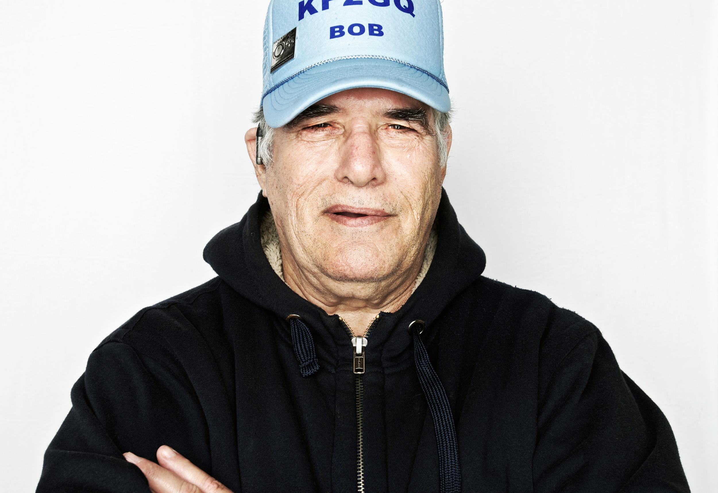 Meet Bob KF2GQ,another friendly  Hamateur .
