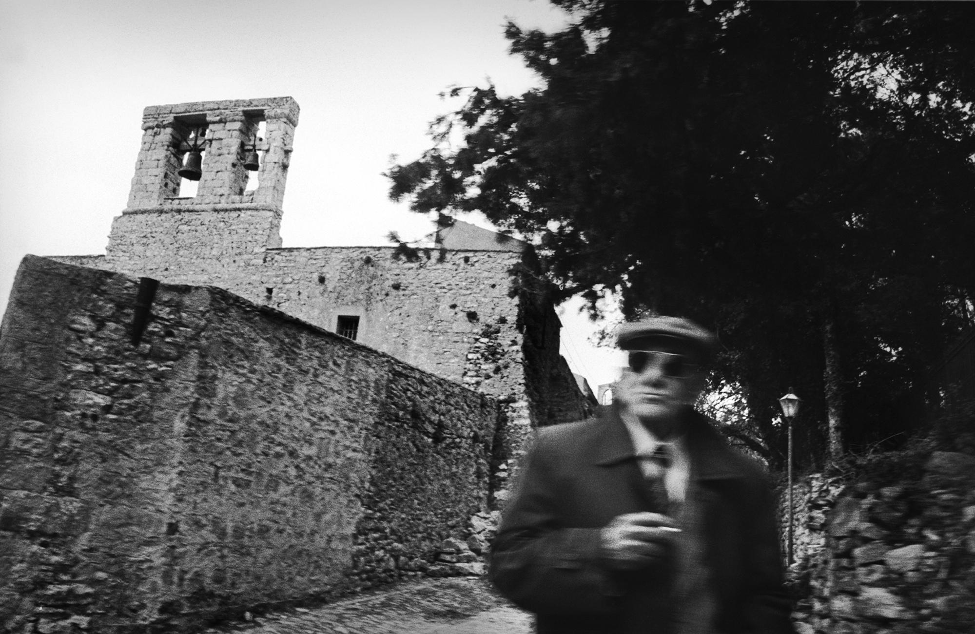 Erice, Sicily.