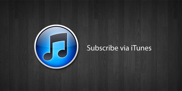 Subscribe to the weekly audio podcast for free in iTunes.