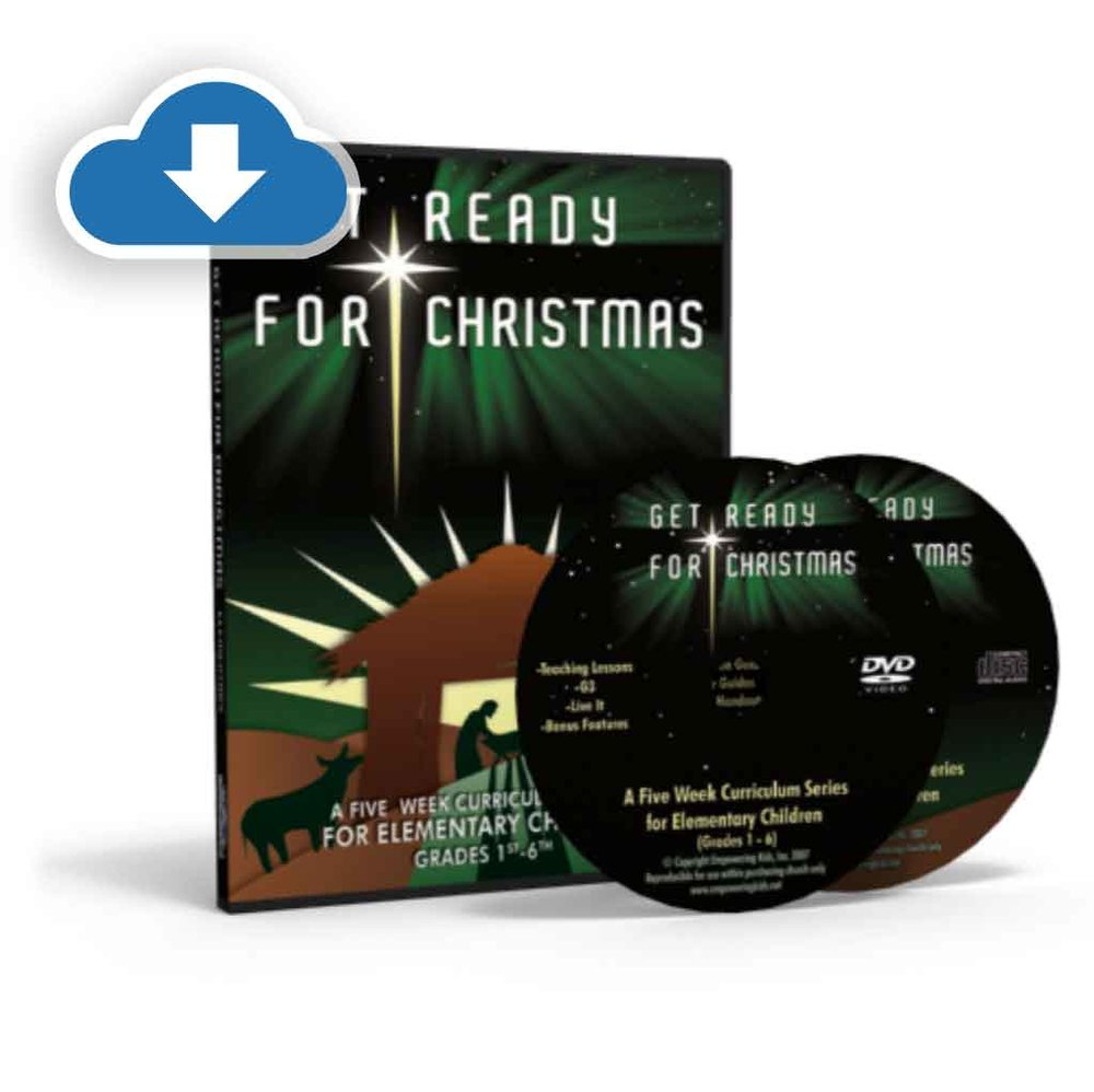 Get Ready For Christmas Elementary MAC Download — Empowered Living