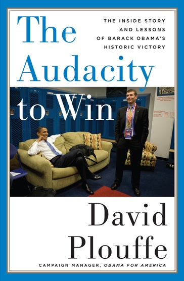 The Audacity to Win