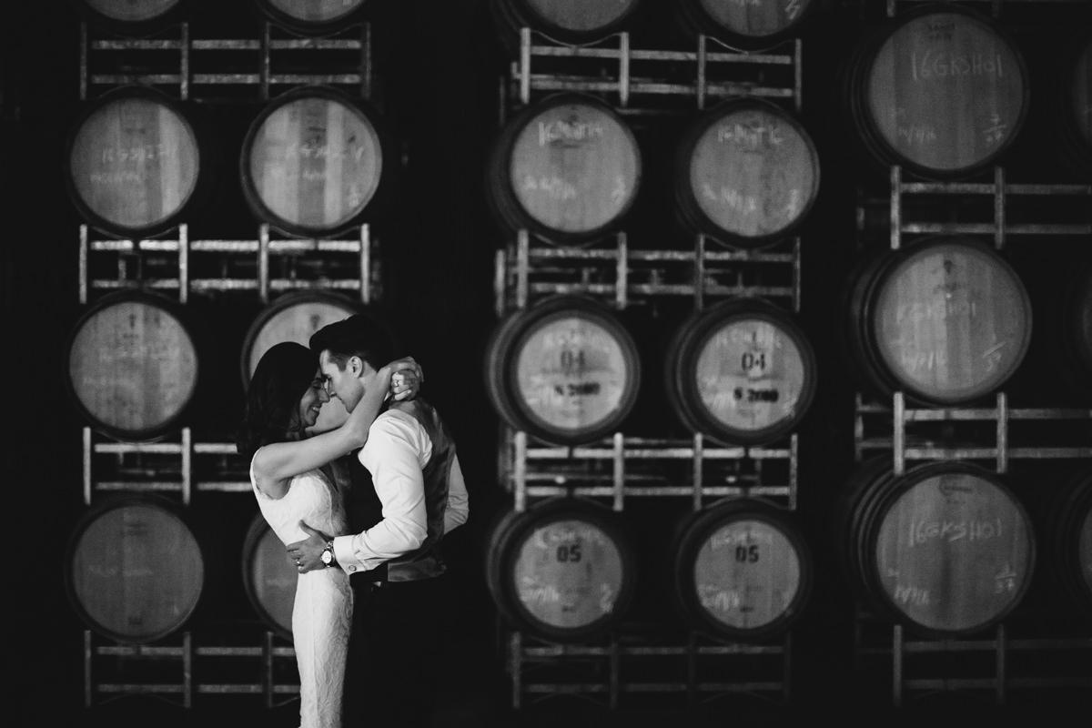 Murray Street Vineyards Wedding