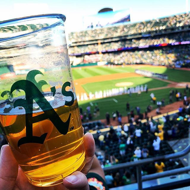 The crowd was insane last night in Oakland. Over 54,000 to break the Wildcard attendance record. Unfortunately the game was a frustrating one. Bad time for the team to slump offensely this last week after such a strong season. Sigh. Next year!