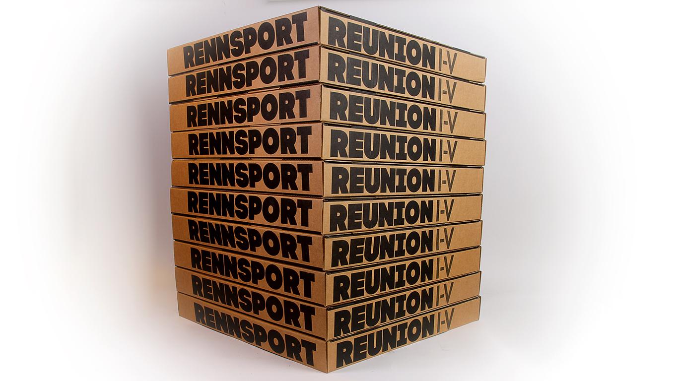 Rennsport Reunion I-V - Published Fall 2018