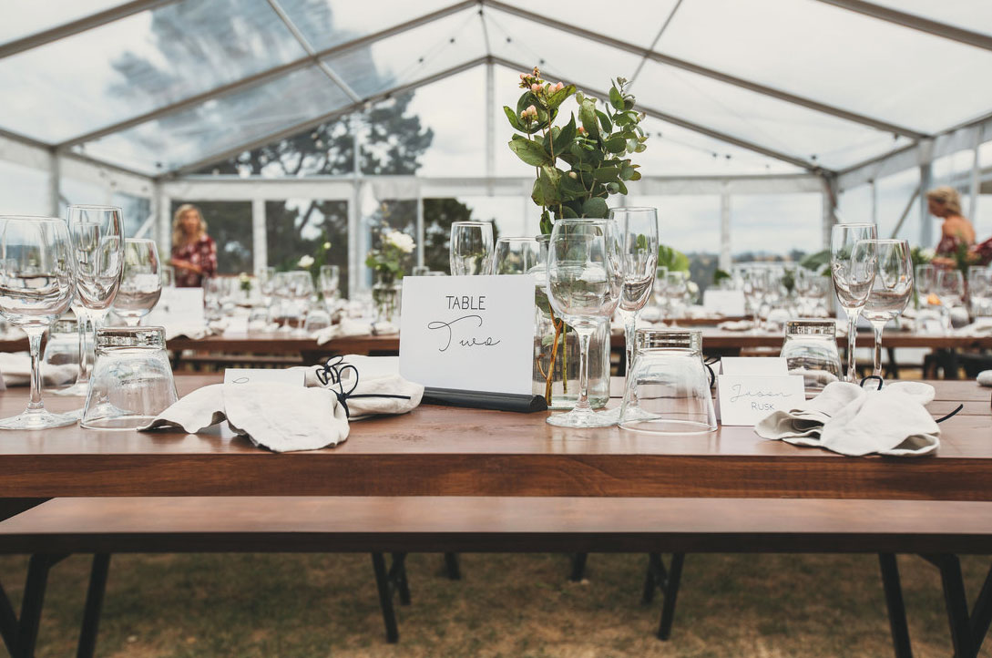 Copy of Twelve Tables Hire | Tables & Seating