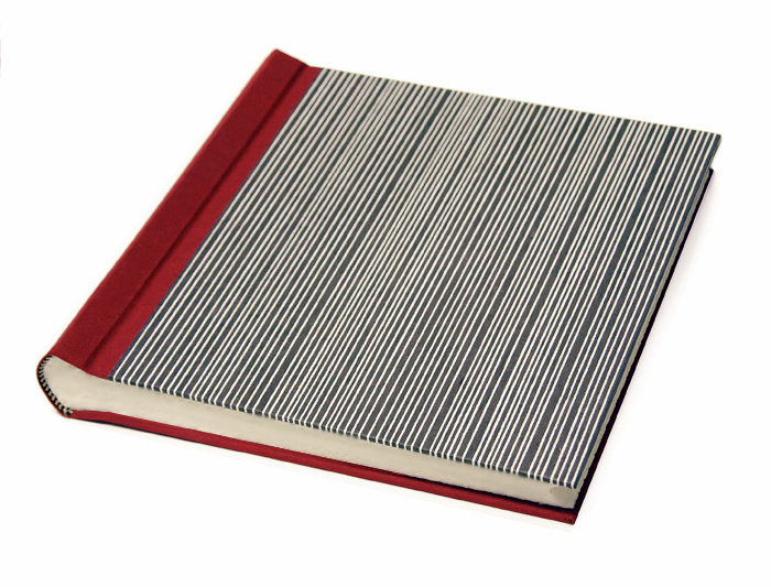 Modern Photo Album Stripes