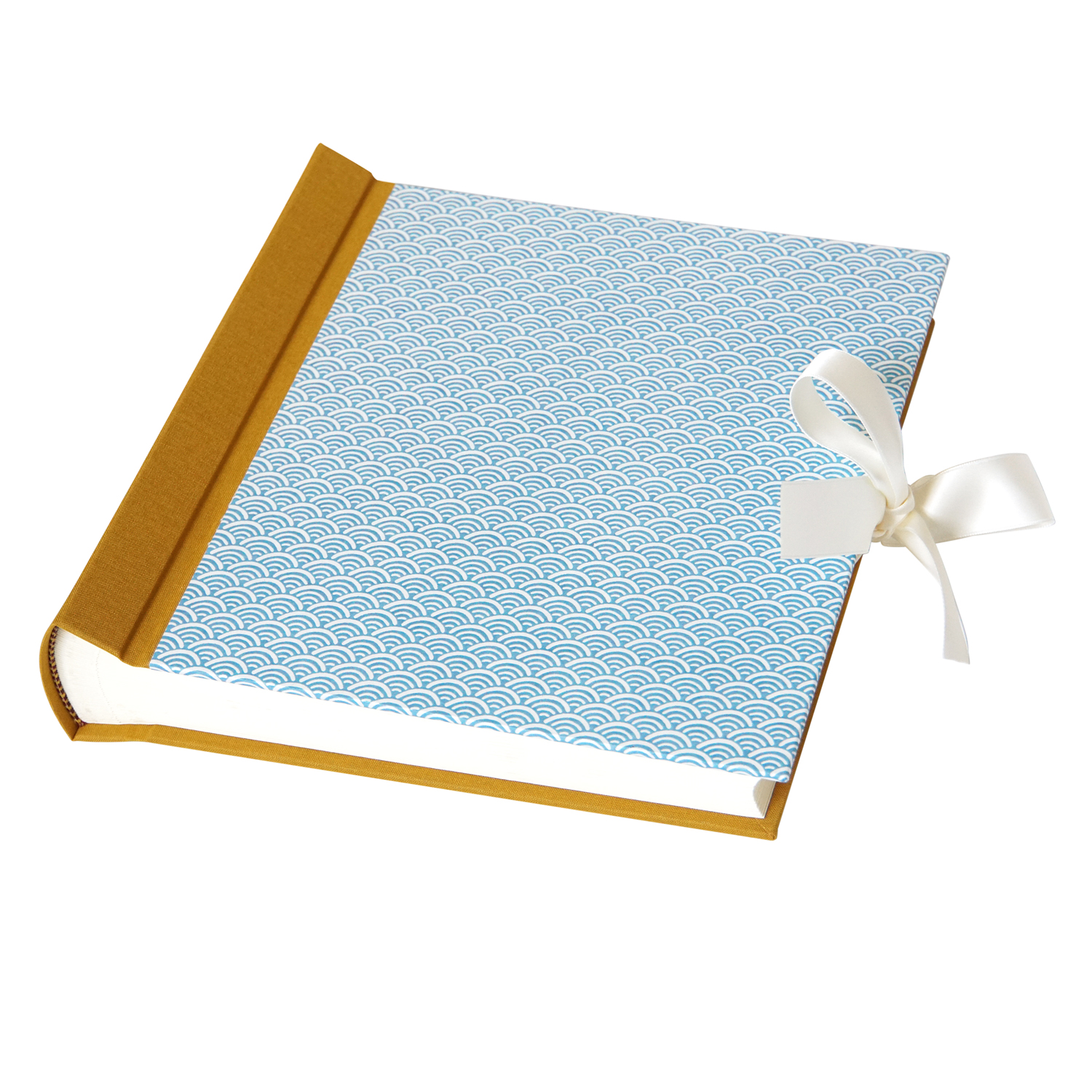 Personalised Waves Photo Album