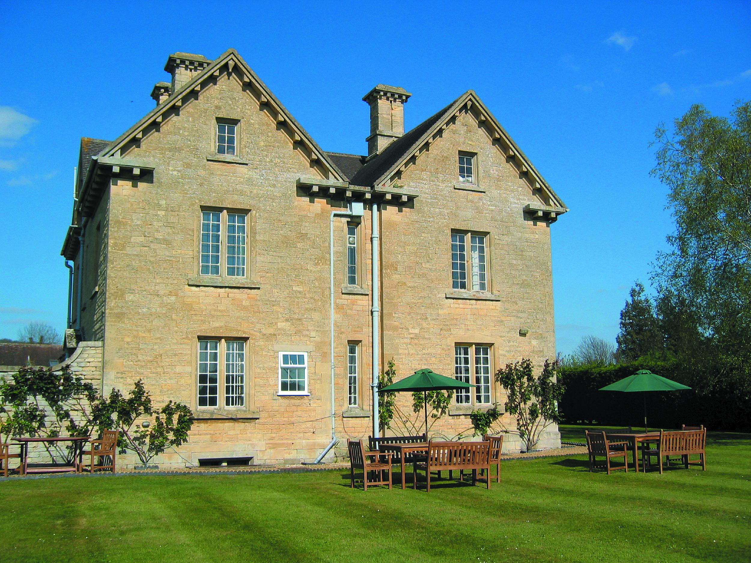 The Moretons Farmhouse