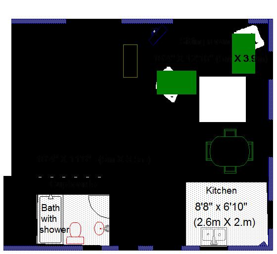 Furlong Cottage floorplan