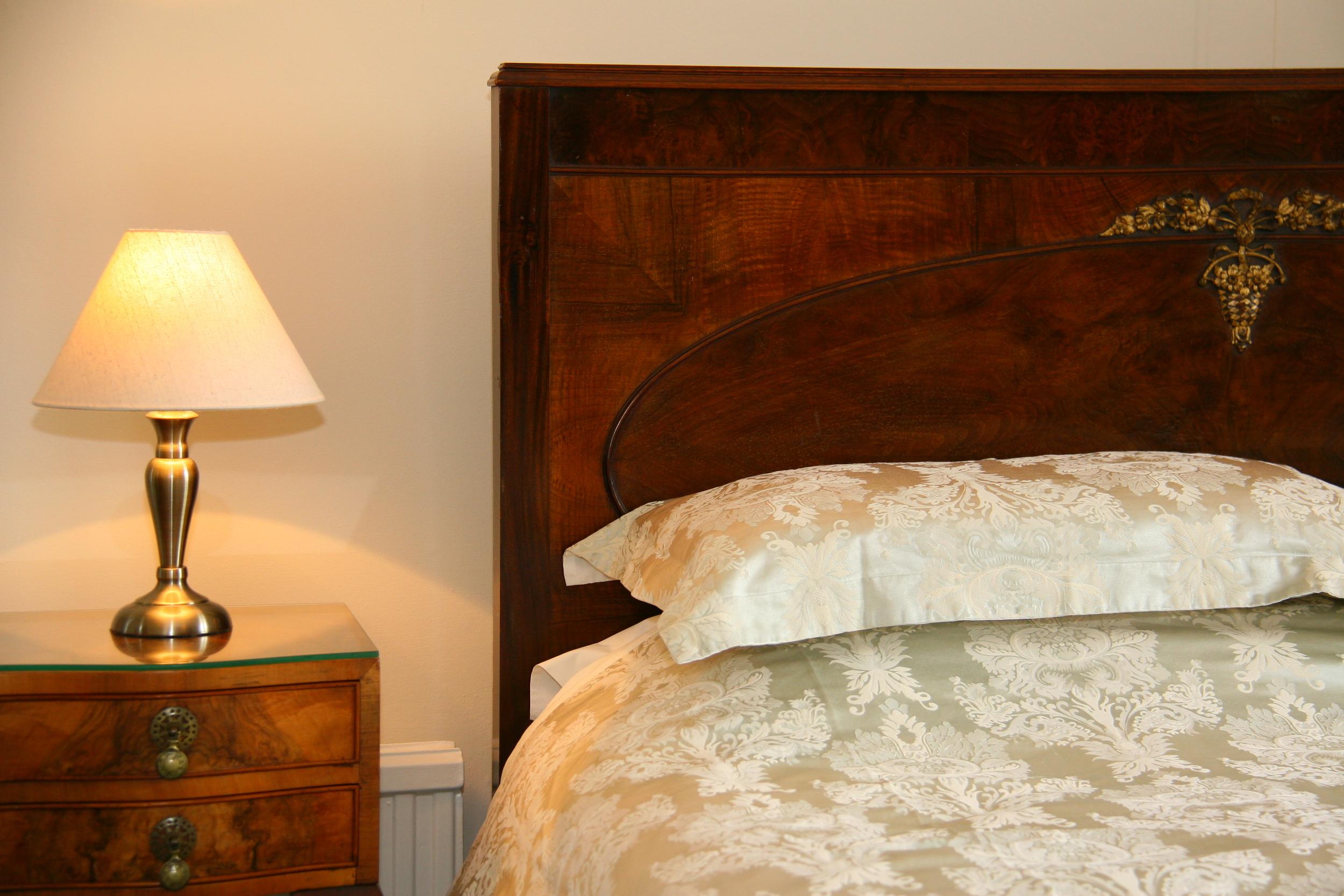 The Moretons Farmhouse double bedroom