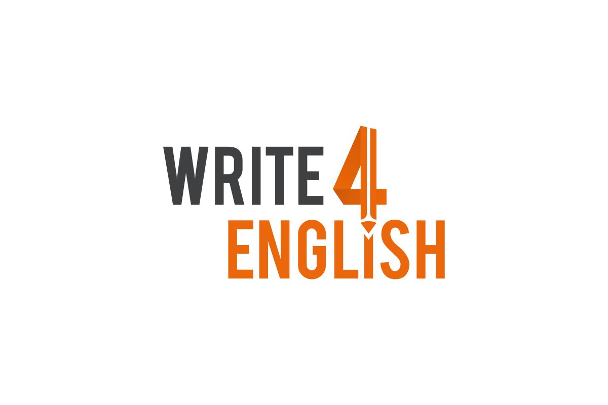 Write 4 English Logo