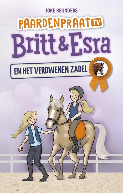 Britt & Esra En het verdwenen zadel