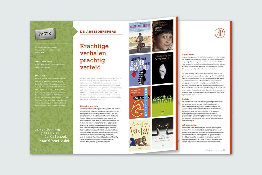 A.W. Bruna  Corporate Brochure