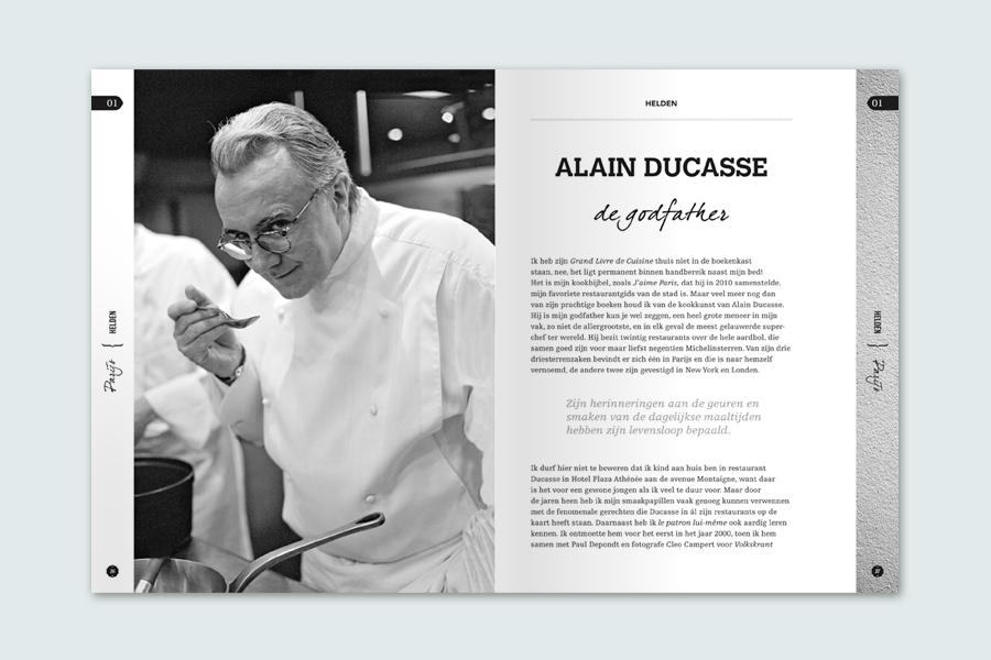 Tour d' Alain - Alain Caron