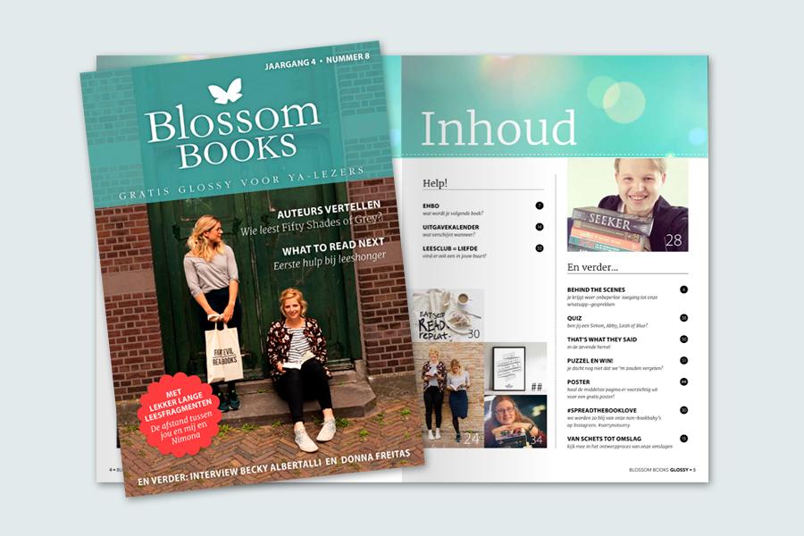 Blossom Books  YA-magazine