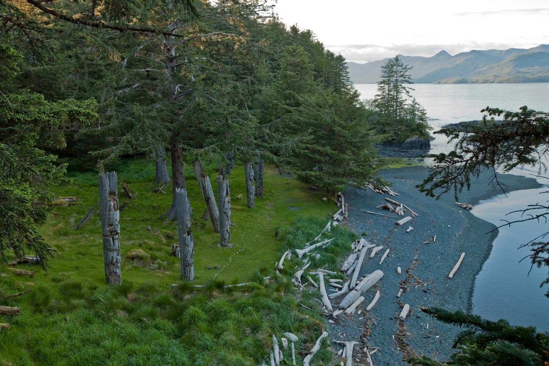 Sgaang Gwaai, Haida Gwaii
