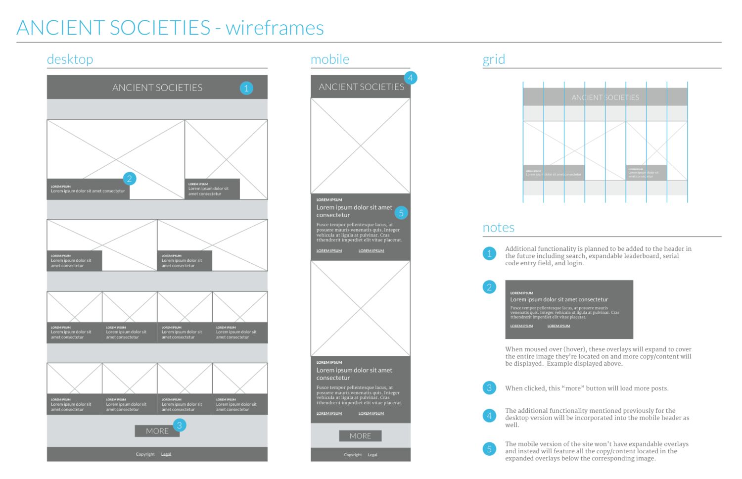 Lo-fi wires for the first iteration of the experience. Click to zoom.