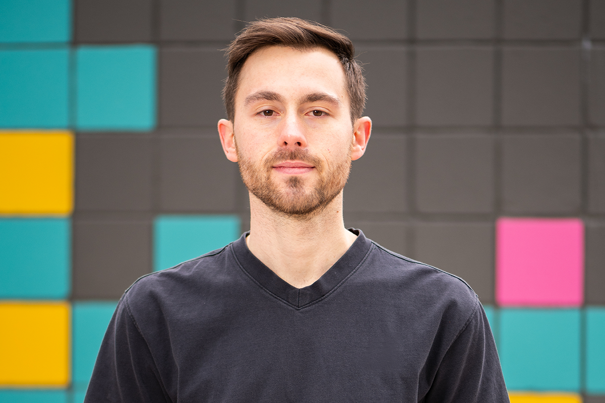 Alex Freilich  Senior Designer