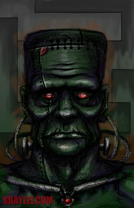 Frankenstein's Automaton