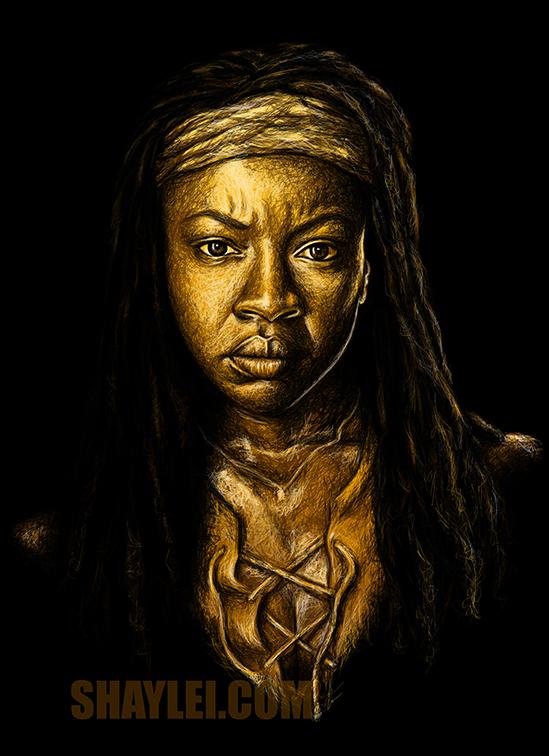 Michonne Golden