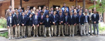 WA Class of 2018, well done fellas!!