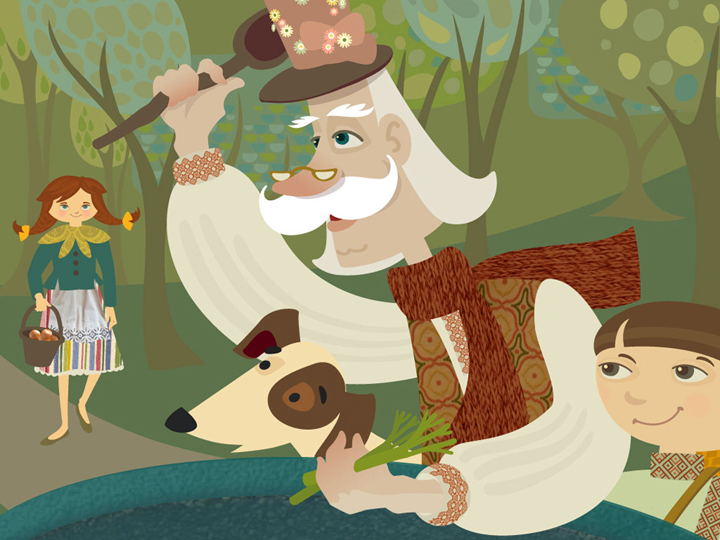 Spot's Soup - Children's Book App