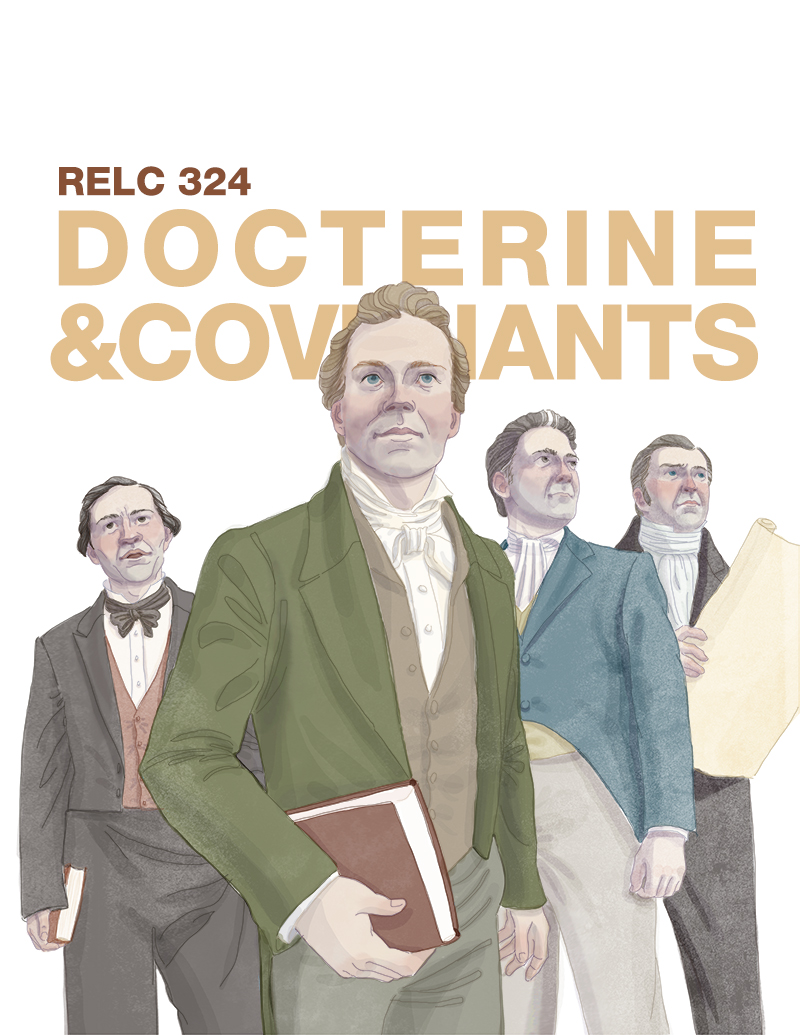 REL C 324 - Doctrine & Covenants