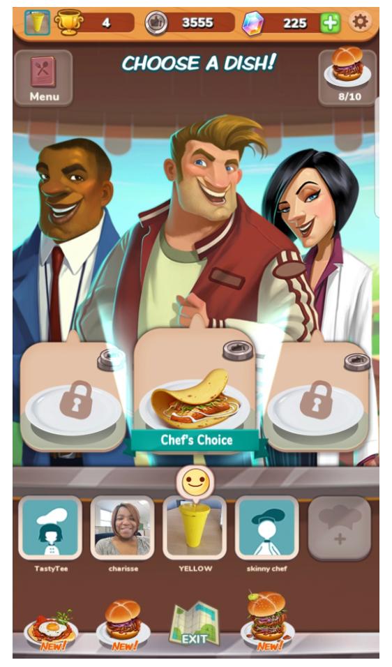 Default avatars in the wild.