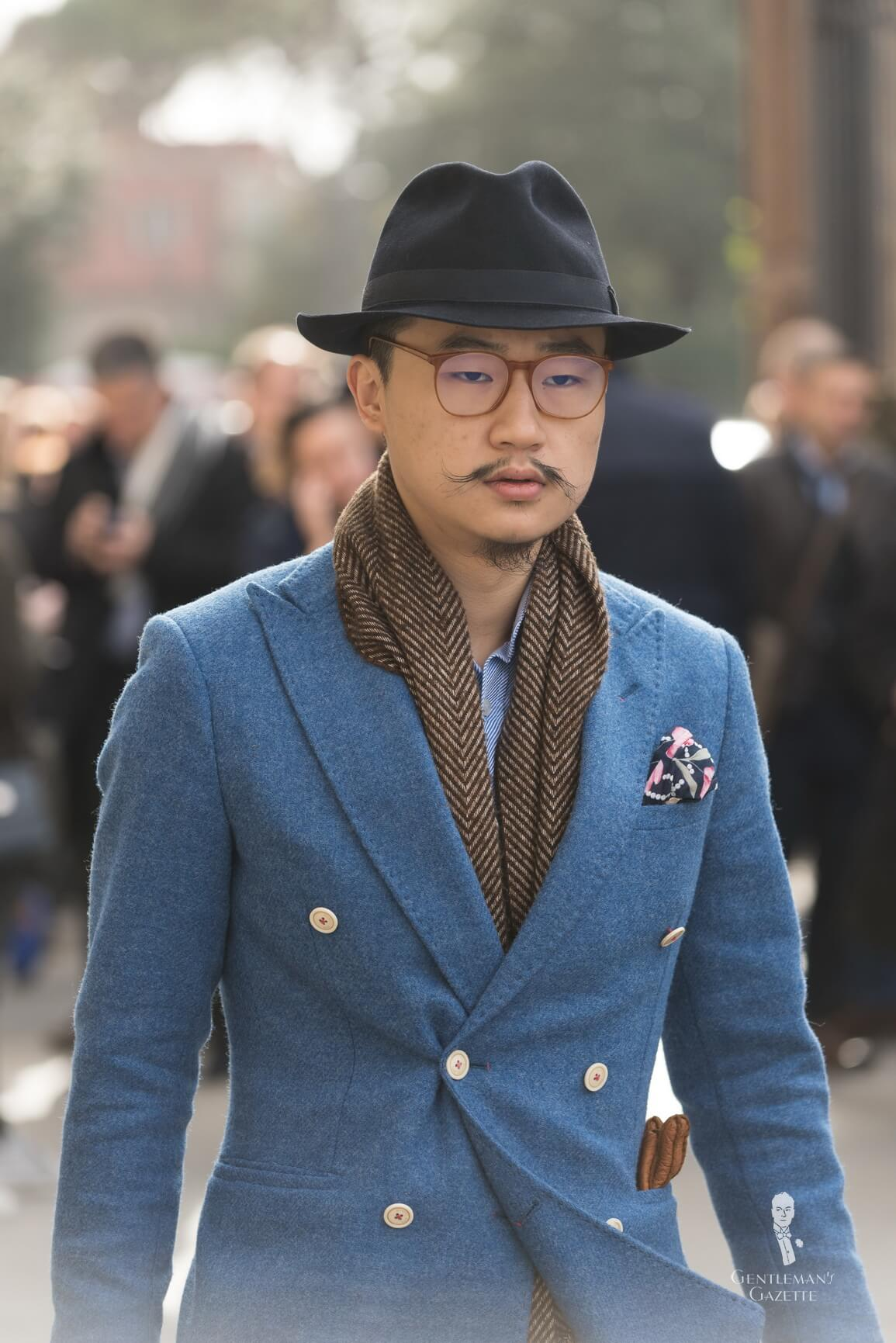 Light-Blue-Wool-Sprot-coat-with-contrast-buttons-in-6x2-DB-style-with-hat-brown-herringbone-scarf-and-blue-twill-shirt-with-peccary-gloves.jpg