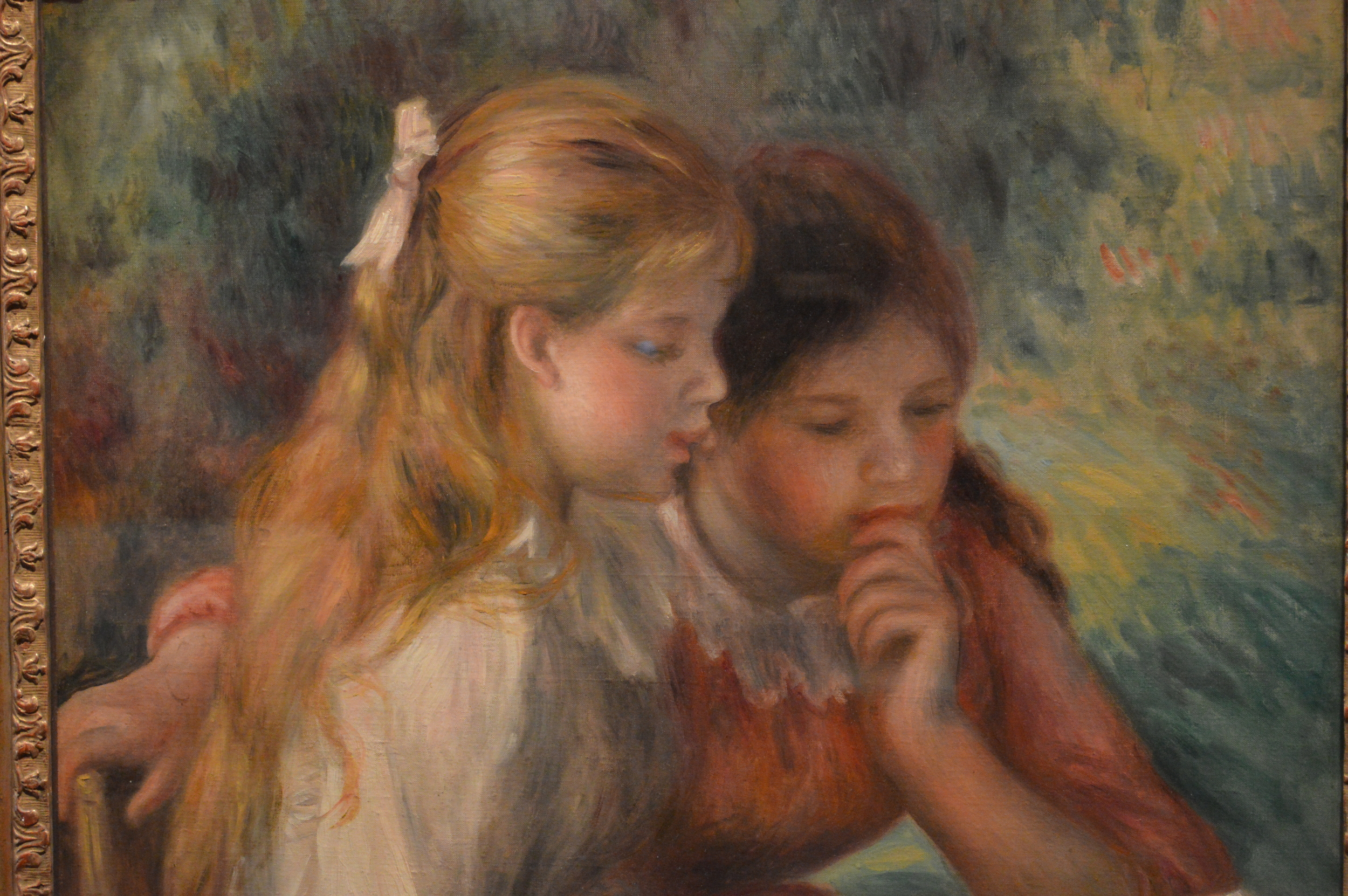 Renoir Two Girls painting.JPG