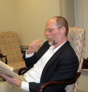 Dr. William Jenkins   Co-founder / Lecturer   Dr. Jenkins is Associate Professor of English at Manhattan College, KS, and held the position of Chair of the Humanities Department at Crichton College. He specializes in 20th century literature.