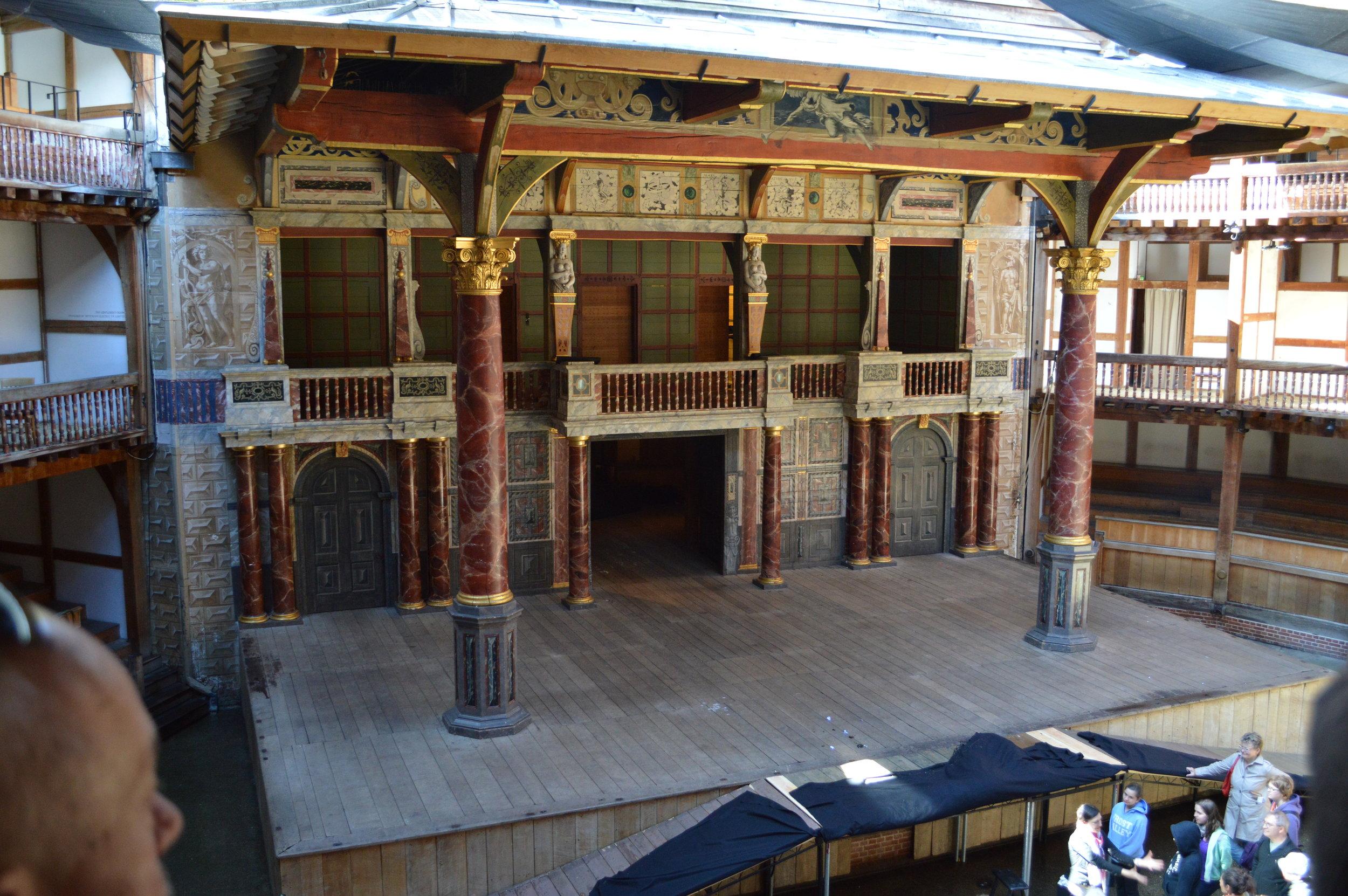 Globe Theater, London