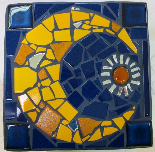 Introduction to Ceramic Tile Mosiacs