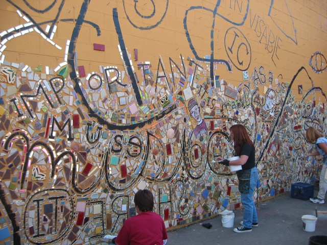Visionary Mosaics with Isaiah Zagar