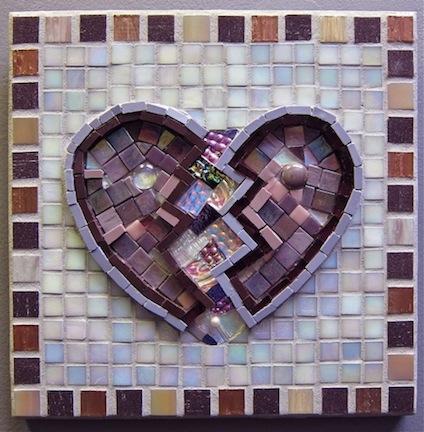 Broken Purple Heart by Charla Gabert
