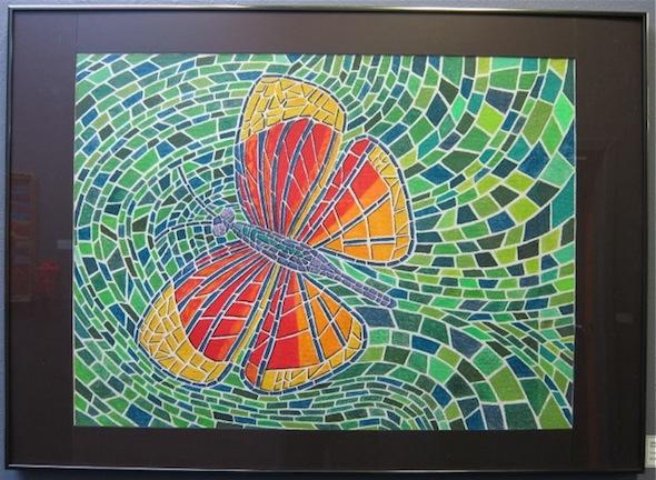 Butterfly by John Mallon
