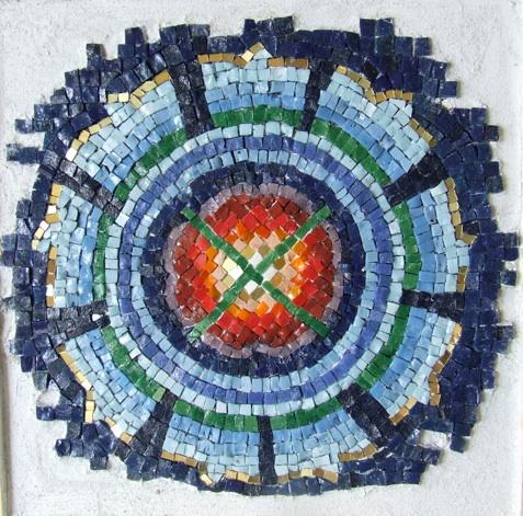 Mosaic by Michael Kruzich