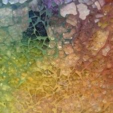 VA: Ellen Blakeley - Tempered Glass Mosaics