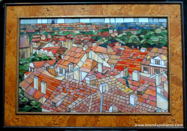 View of Prague by Brenda Pokorny