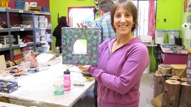 Tempered Glass Class with Ellen Blakeley